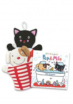 Pack Pep i Mila A la banyera!