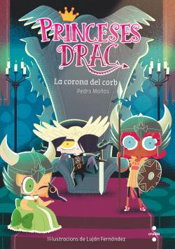 Princeses Drac 12: La corona del corb