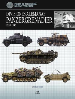 Divisiones alemanas panzersgrenadiers