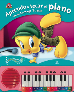 Aprendo a tocar piano con.