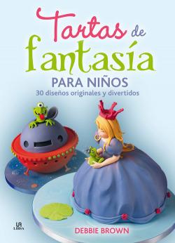 Tartas de fantasias para niños