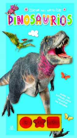Dinosaurios Libros para escuchar