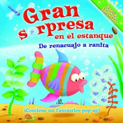 GRAN SORPRESA EN EL ESTANQUE-POP