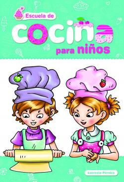 Escuela cocina para niños