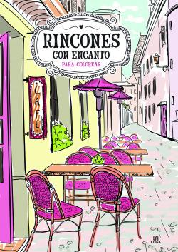 RINCONES CON ENCANTO PARA COLOREAR