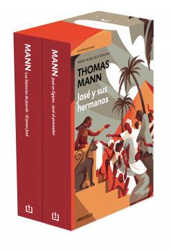 José y sus hermanos (edición pack con: Las historias de Jaacob. El joven José , José en Egipto. José el proveedor)
