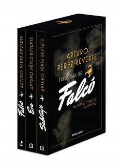 Trilogía de Falcó (pack con Falcó , Eva , Sabotaje)