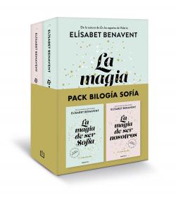 Pack Bilogía Sofía (contiene: La magia de ser Sofía , La magia de ser nosotros)