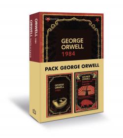 Pack George Orwell (contiene: 1984 , Rebelión en la granja)