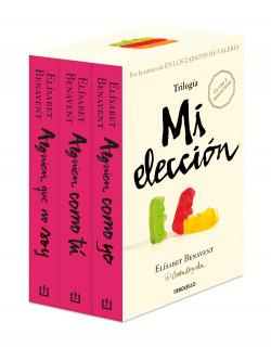 Trilogía Mi elección (edición pack con: Alguien que no soy , Alguien como tú , Alguien como yo)
