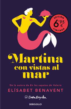 Martina con vistas al mar (campaña verano -edición limitada a precio especial) (Horizonte Martina 1)