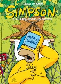 El club del libro de lisa simpson