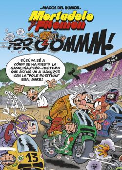 Broommm!