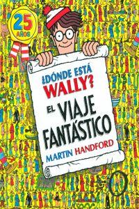 Dónde está Wally? Viaje Fantástico