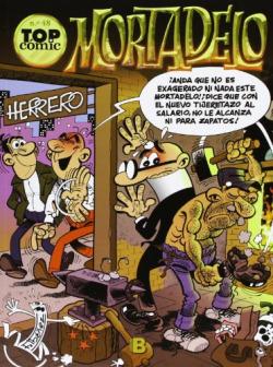Top Comic Mortadelo 48