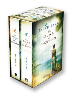 Pack Sarah Lark: Isla de las mil funetes+Olas del destino