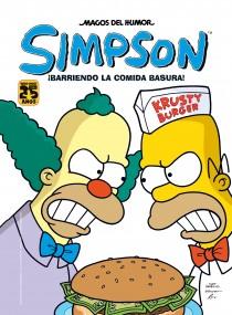 Magos del Humor Simpson nº 41