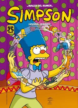 Ánimo, Marge!