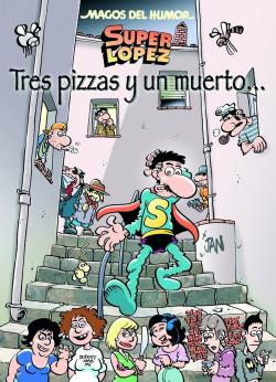 Tres pizzas y un muerto