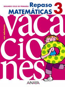 Repaso Matemáticas 3.