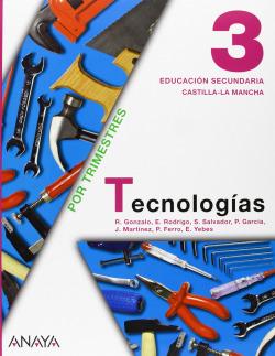TECNOLOGIAS 3ºESO.(C.MANCHA) TRIMESTRES
