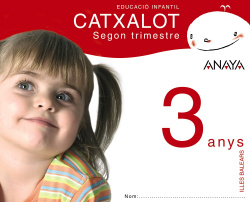 (BAL).(11).CATXALOT 3 ANYS (2N.TRIM)