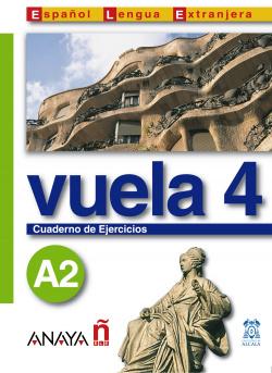 Vuela 4 Cuaderno de Ejercicios A2
