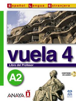 Vuela 4 Libro del Profesor A2