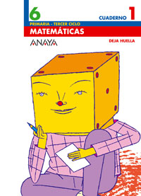 CUAD.MATEMATICAS 1-6º.PRIM.(DEJA HUELLA)