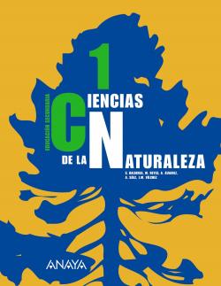 CIENCIAS NATURALEZA 1º.ESO (AST/CANT/CL)