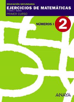 EJERCICIOS MATEMATICAS 2-1ºESO.(NUMEROS I)