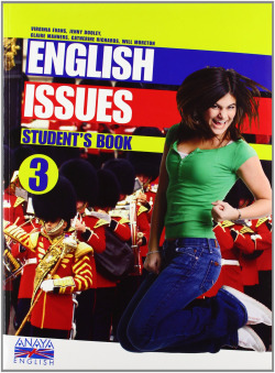 ANT/(07).ENGLISH ISSUES 3O.ESO (LIBRO) -INGLES-