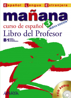 Mañana 3. Libro del profesor