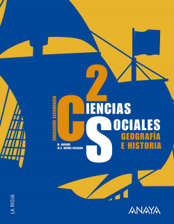 SOCIALES 2ºESO (LA RIOJA) GEOGRAFIA E HISTORIA