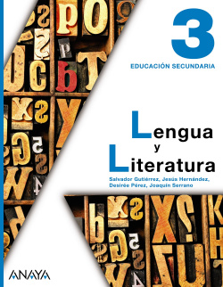 Lengua castellana lit.3º.eso Un volumen Andalucia Madrid