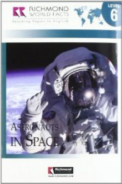 Rwf 6 astronauts in space+cd