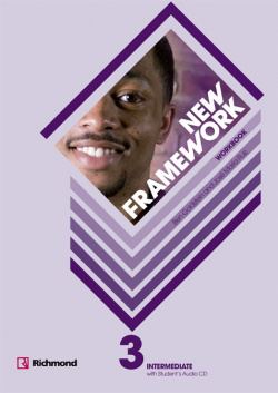(09).NEW FRAMEWORK 3.(INTERMEDIA) (WORKBOOK+AUDIO CD)