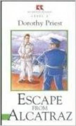 READERS/ESCAPE FROM ALCATRAZ (LEVEL 1)