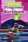 RICHMOND PROGRESS 3.(WORKBOOK) (DIVERSIFICACION)