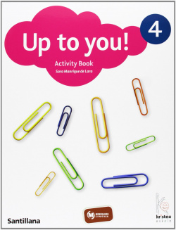 (09).UP TO YOU 4 ACTIVITY BOOK