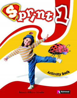 ^(10).SPRINT 1ºPRIM.(ACTIVITY BOOK) (LETRA LIGADA)