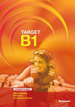(11).TARGET B1 STUDENT'S PACK (SB+CD) 1º.BACH