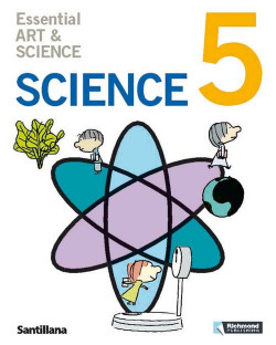 (08).ART AND SCIENCE 5O.PRIM.(ESSENTIAL)