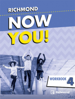 NOW YOU! 4 WORKBOOK PACK