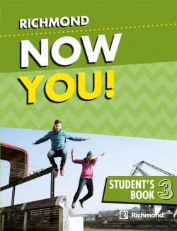 NOW YOU! 3 STUDENT'S PACK
