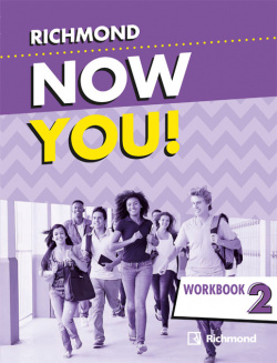 NOW YOU! 2 WORKBOOK PACK
