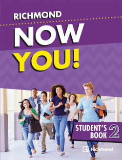NOW YOU! 2 STUDENT'S PACK