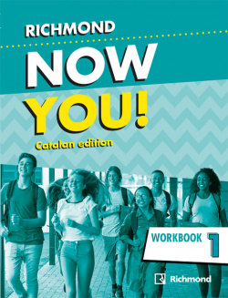 NOW YOU! 1 WORKBOOK CATALAN PACK