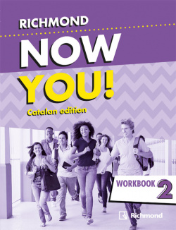 NOW YOU! 2 WORKBOOK CATALAN PACK