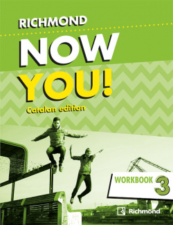 NOW YOU! 3 WORKBOOK CATALAN PACK